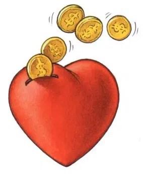 Una relación amorosa al alcance de todos: Las finanzas