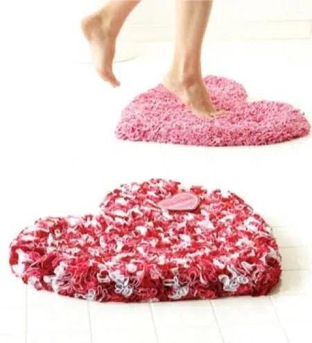 Diseña tu propia alfombra de lazos