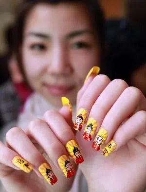 Diseño y color en las uñas