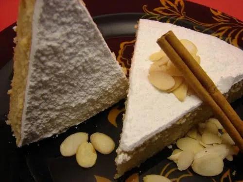 Dulces al microondas: Tarta de Santiago casera
