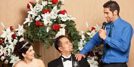 El padrino de boda