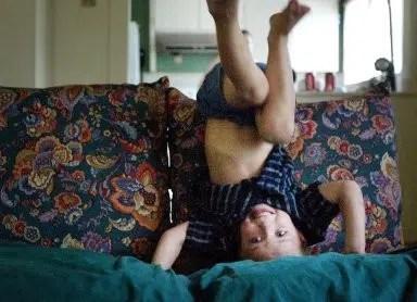 El problema de los niños hiperactivos