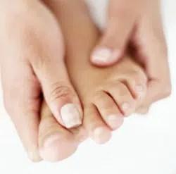 Enemigos dolorosos para los pies