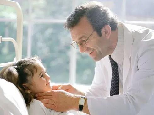 Enfermedades infantiles: las anginas