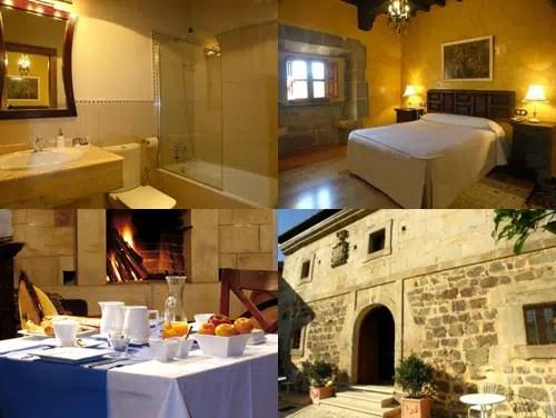 Entre los Picos de Europa y el mar: el Hotel Palacio La Cajiga