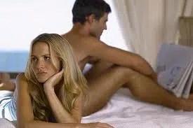 Errores de los hombres en la cama