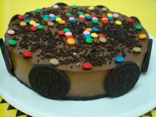 Especial cumpleaños: Tarta Oreo