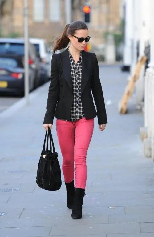 Esta semana: Analizamos el look de Pippa Middleton