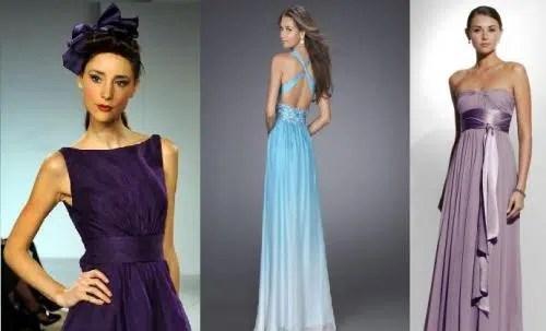 Vestidos para mujeres con poco busto