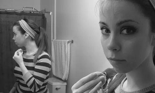 Importancia de quitar el maquillaje de los ojos