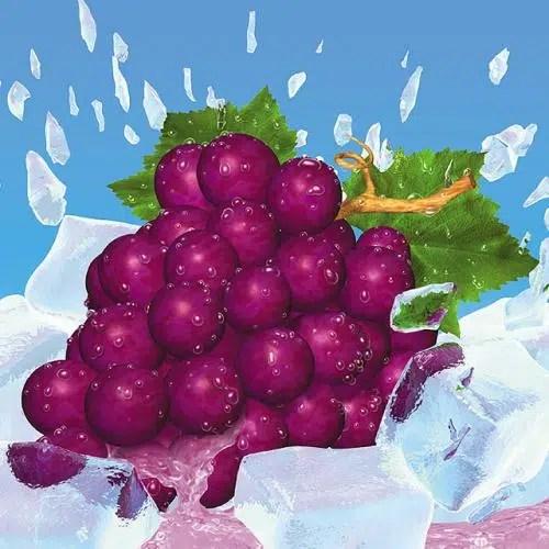Incluye uvas en tu menú para estar sana y joven