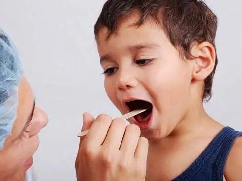 Infecciones en la infancia: Candidiasis