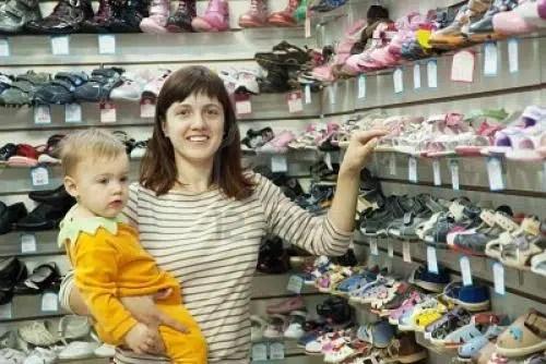 La importancia del calzado en los niños