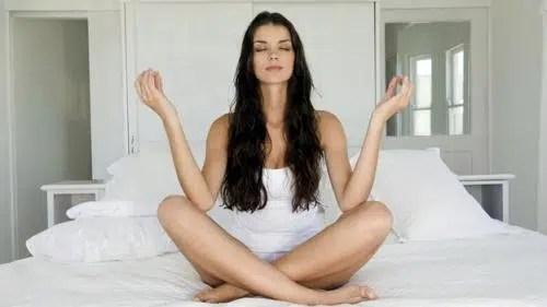La meditación es buena para la salud