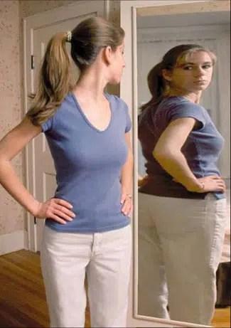 La ropa adecuada para verse más delgada