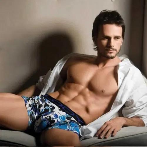 La ropa intima masculina