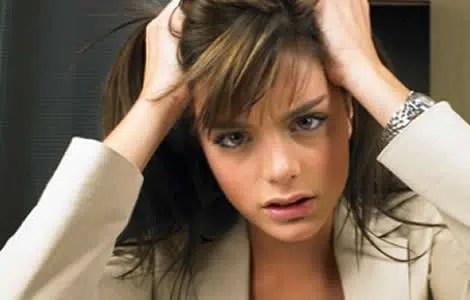 Las mujeres estresadas y su vida sexual