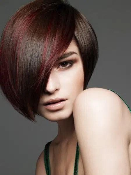 En una tendencia ascendente los mejores peinados Fotos de cortes de pelo tendencias - Los mejores peinados para adelgazar - eMujer.com