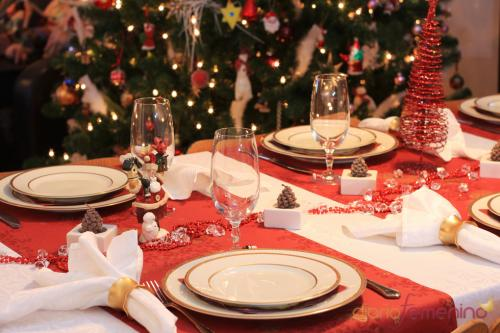 Los preparativos de la Navidad