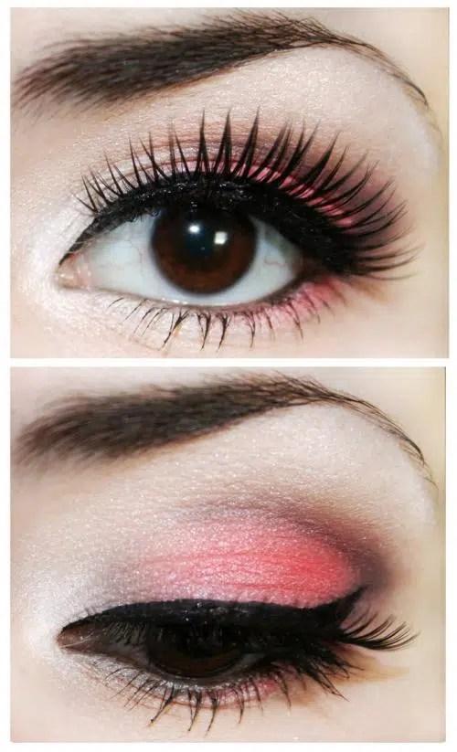Maquillaje para distintos tipos de ojos II