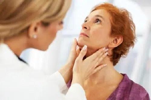 Mujeres y tiroides