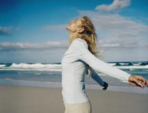 No te olvides de respirar cuando practiques ejercicios
