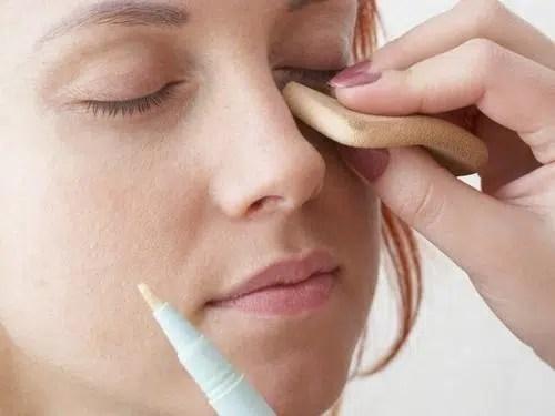 Ojeras y ojos hinchados