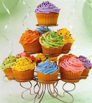 Prepara tus propios Cupcakes, y ¡personalízalos!