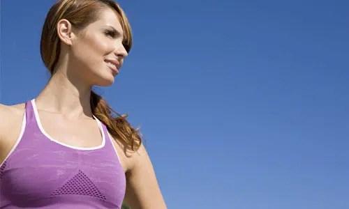 Razones por las que debes usar un sostén deportivo