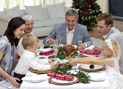 Recetas para una noche de diversión familiar