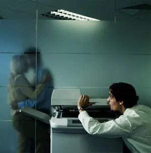 Relaciones amorosas en el trabajo