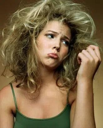 Reparar el cabello después de la decoloración