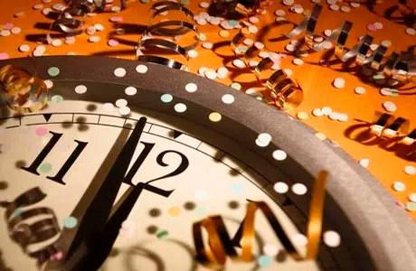 Rituales para despedir el año y recibir al nuevo 2014