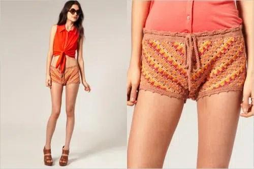 Shorts, tendencias del verano