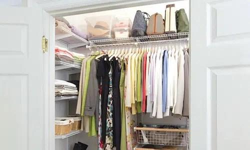Tips para organizar tu armario de forma elegante