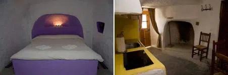 Un alojamiento peculiar para un fin de semana: las Cuevas Tiana