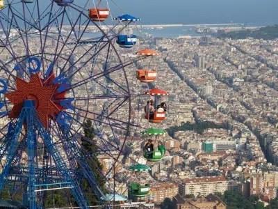 Un día de diversión en la Montaña Mágica de Barcelona
