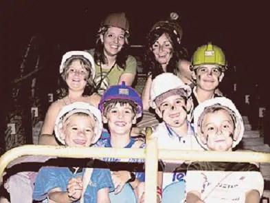 Un divertido e interesante descenso a la mina: el Museo de Escucha