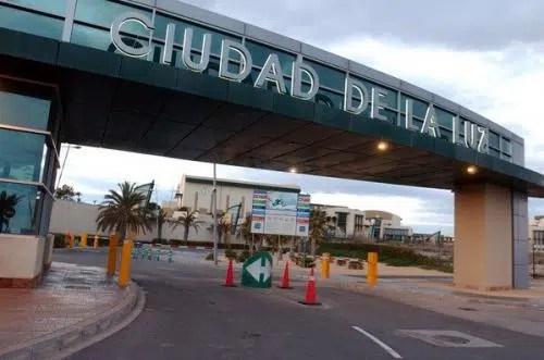 Un fin de semana de película visitando La Ciudad de la Luz de Alicante