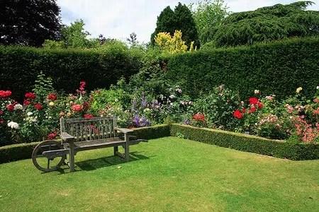 Un jardín más bello gracias a la domótica