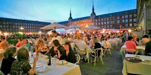 Un restaurante prestigioso y con solera para comer en Madrid: Los Galayos