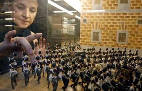 Una entretenida visita al Museo de Soldaditos de Plomo L