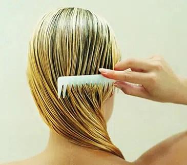 Utiliza el aceite de castor para el crecimiento del cabello