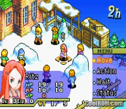 Download Final Fantasy Tactics Advanced Rom