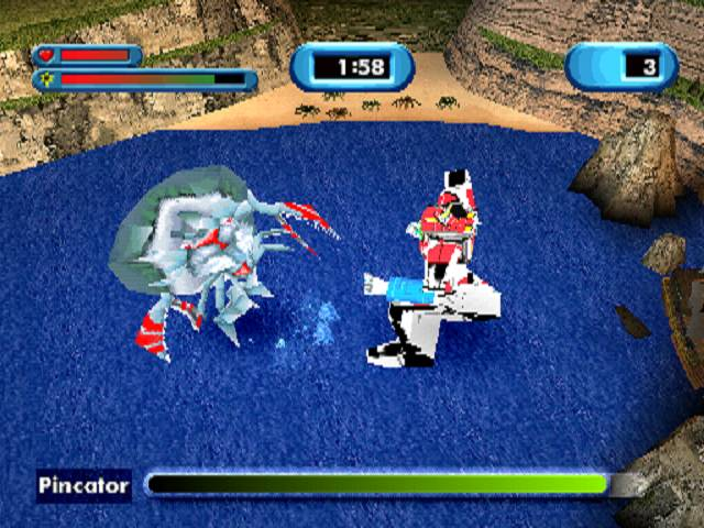 Download Power Rangers Time Force Rom