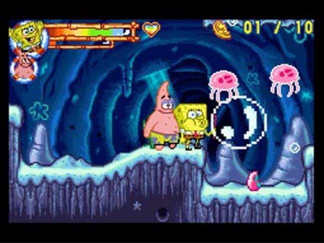 Download SpongeBobs Atlantis SquarePantis Rom