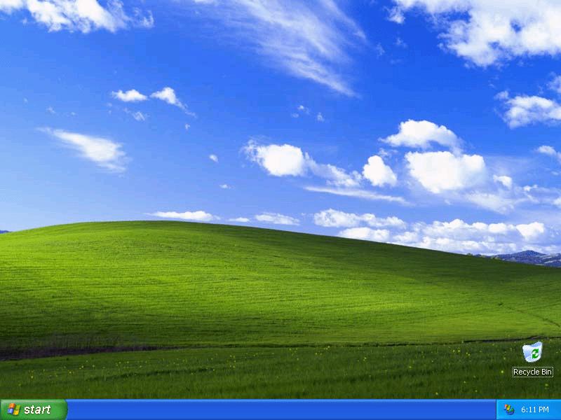 Paisaje de Windows