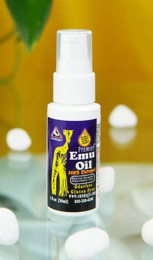 Premier™ Emu Oil 1oz