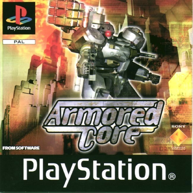 Armored Core: PS1