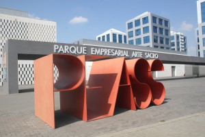 Parque Empresarial Arte Sacro.